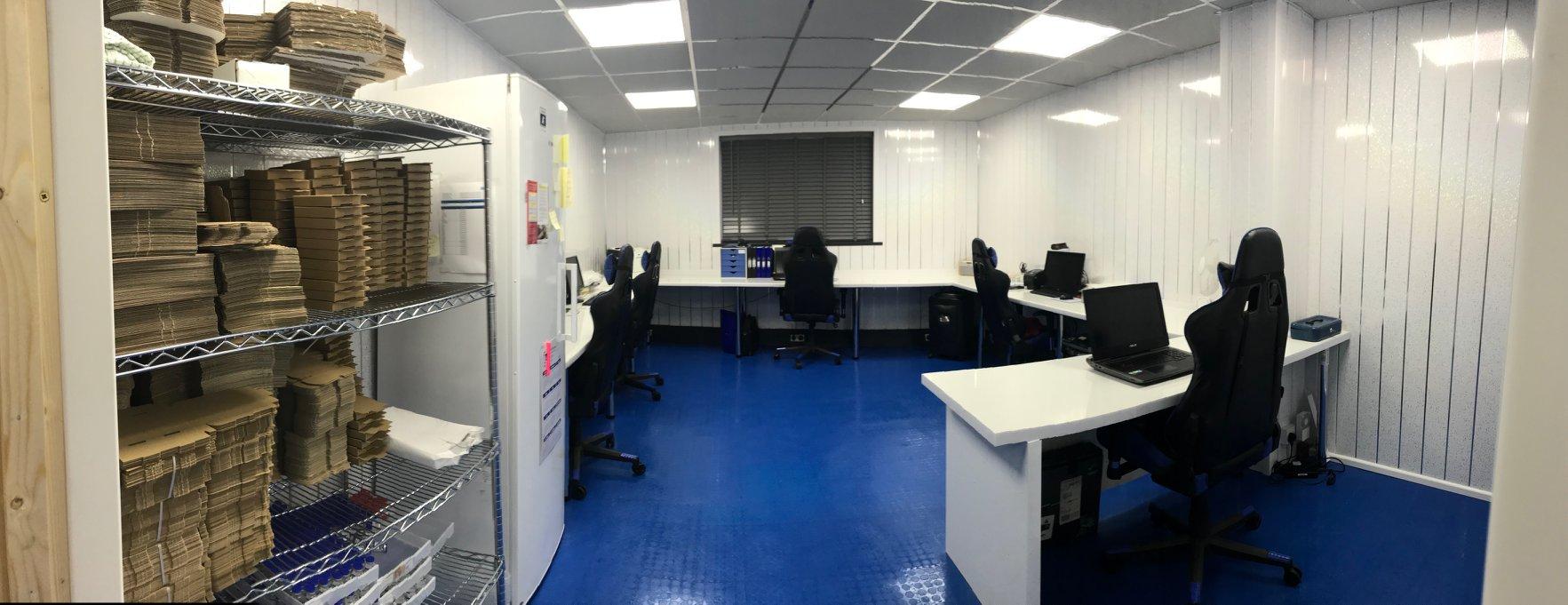 UK Peptides Office